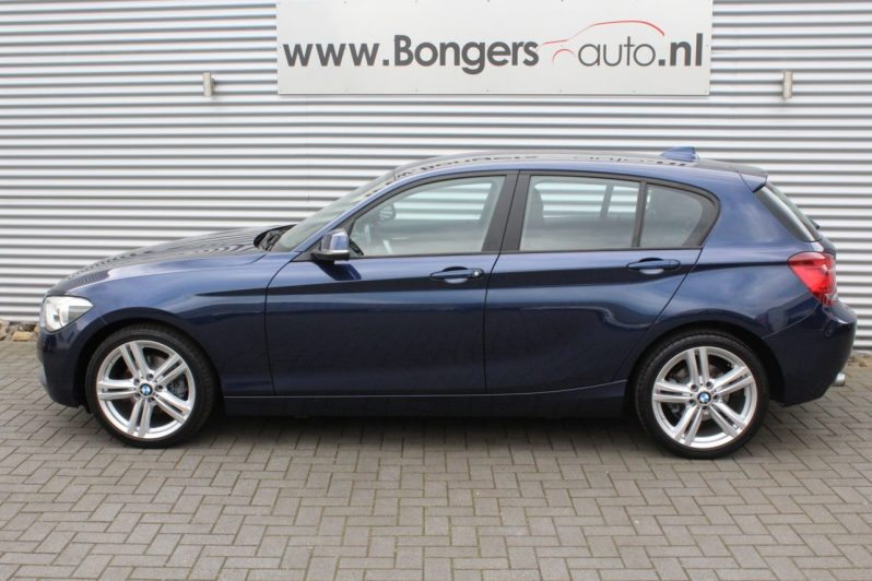 BMW 118i High Executive 5drs volledig