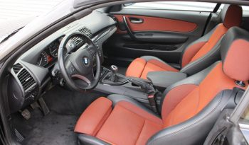 BMW 120i Cabrio High Executive volledig