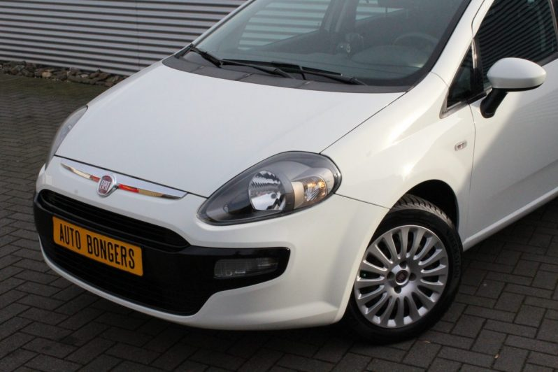 Fiat Punto 1.2 MyLife 5 DRS volledig