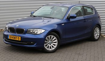 BMW 116i Business Line 3 drs volledig