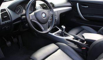 BMW 118i High Executive Cabrio volledig