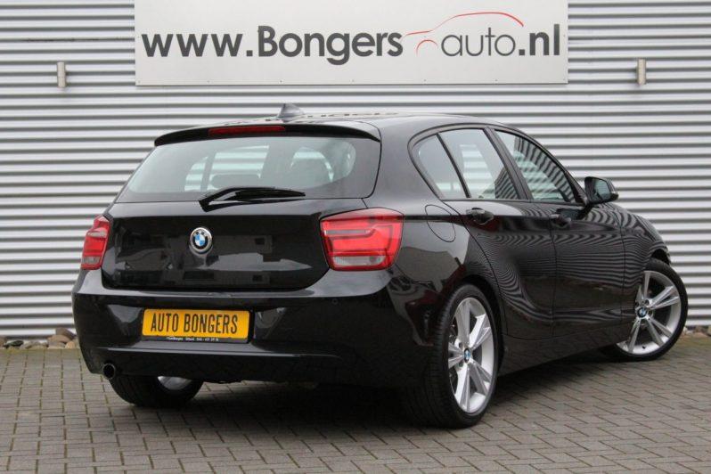 BMW 118i Executive Automaat 5 drs volledig