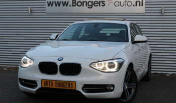 BMW 116i Sport- Line 5drs volledig