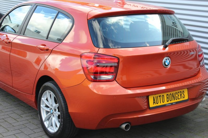 Bmw 116i Executive 5drs volledig