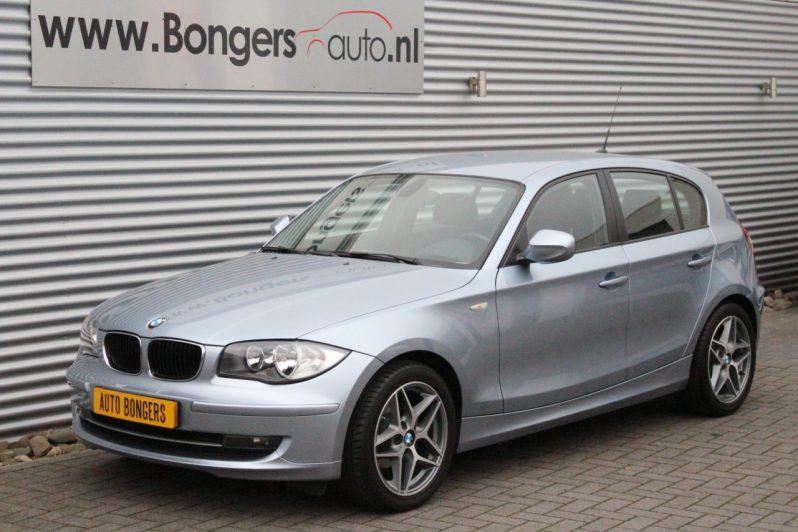 BMW 116i Executive 5 drs volledig