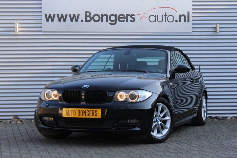 BMW 120i Cabrio High Executive volledig