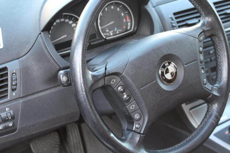 BMW X3 2.5i Executive Mpakket Automaat volledig